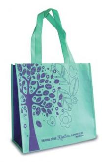 22729 Shopping Bag - Tree of Life