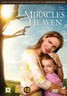 Miracles of Heaven - DVD