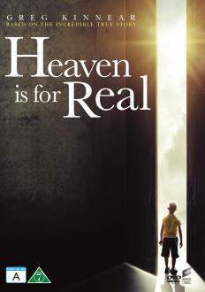 Heaven Is For Real - DVD