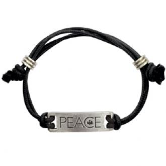510-328-0477 Fashion Christian Bracelet - Peace