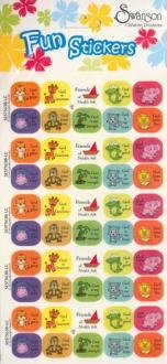 80101868 Fun Stickers - Friends of Noah's Ark