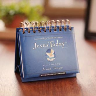 51199 Bordkalender Sara Young - Jesus Today