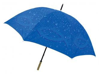 50467 Paraply - Raindrops With Ichtus (152 cm)