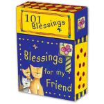 BX 001 Blessing Box - 101 Blessings For My Friend