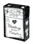 BX 062 Blessing Box - Blessings For Your Heart