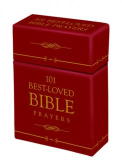 BX 077 Blessing Box - 101 Best-Loved Bible Prayers