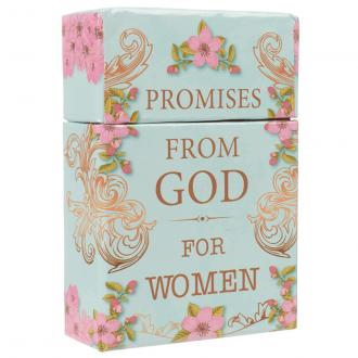 BX 094 Blessing Box - Promises From God For Woman