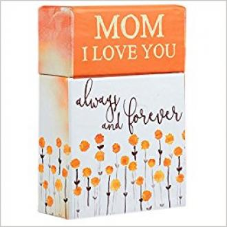 BX 108 Blessing Box- Mom I Love You Always and Forever