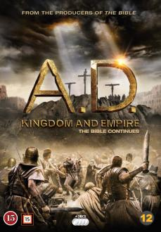 A.D. - The Bible Continues: Kingdom And Empire (DVD)