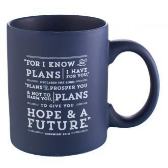 MUG 391 Kopp - For I Know The Plans....