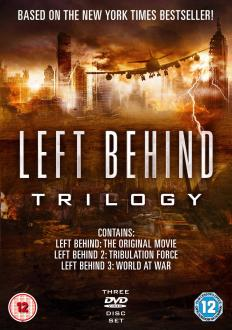 Left Behind Trilogy - DVD