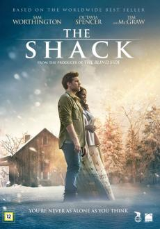 The Shack (Skuret) - DVD