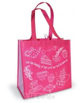 23934 Shopping Bag - Let The Beauty Of The Lord Our God Be Upon Us