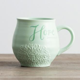 68730 Kopp i Keramikk - Hope (400ml)