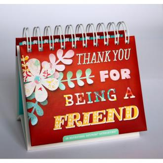 71349 Bordkalender - Thank You For Being A Friend