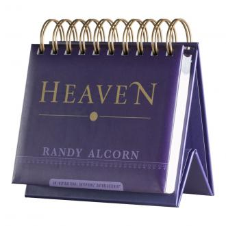 72577 Bordkalender - Randy Alcorn Heaven