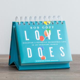 88482 Bordkalender - Love Does