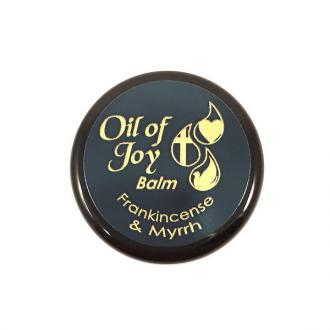 Anointing Balm Frankincense & Myrrh - 10 ml container
