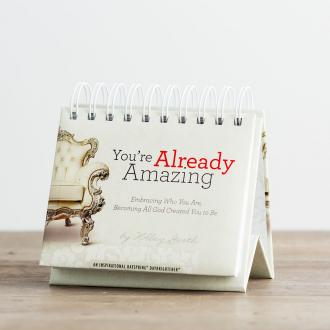 80295 Bordkalender Holley Gerth - You're Already Amazing