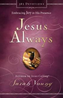 Andaktsbok - Jesus Always - 365 Devotions