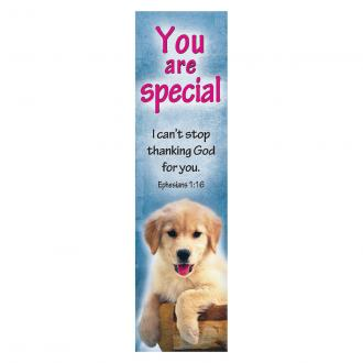 BMP 055 Bokmerke - You Are Special (Eph. 1:16)