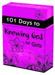 BX 049 Blessing Box - 101 Days To Knowing God for Girls
