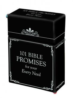 BX 076 Blessing Box - 101 Bible Promises for your Every Need