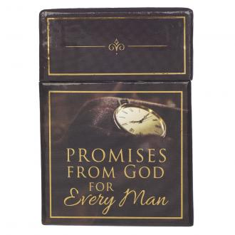 BX 118 Blessingbox - Promises From God For Every Man