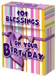 BX 035 Blessing Box - 101 Blessings On Your Birthday