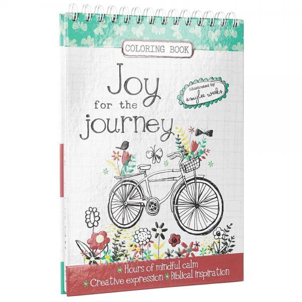 CLR 008 Fargebok - Joy For The Journey
