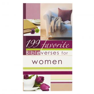 FBV 001 Gavebok - 199 Favorite Bibelverses for Woman