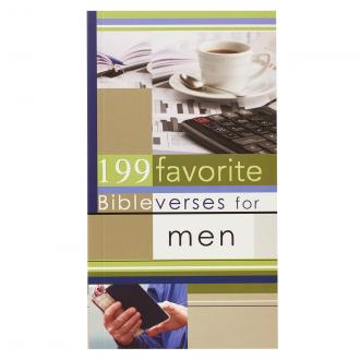 FBV 002 Andaktsbok - 199 Favorite Bible Verses for Men