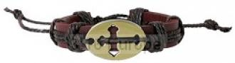 FGBJ 150 Armbånd Faith Gear - Sideway Cross