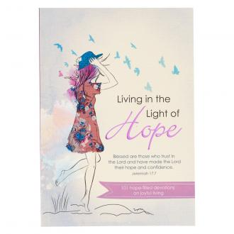 GB 145 Andaktsbok - Living In The Light Of Hope