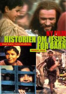 Historien om Jesus for barn - DVD