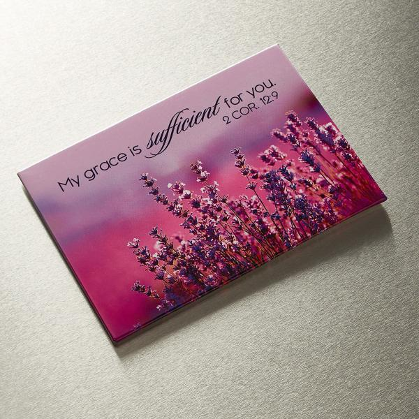 MG 166 Magnet - My Grace is Sufficient for you