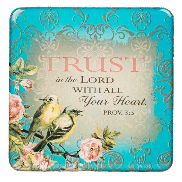 MGE 042 Magnet - Trust in The Lord With All Your Heart