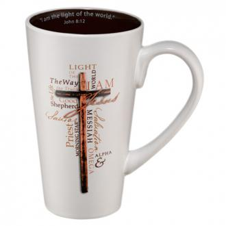 MUG 244 Kopp - Names of Jesus (450ml)