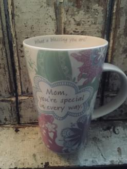 MUG 246 Kopp - Mom, You're Special In Every Way, What A Blessing You Are