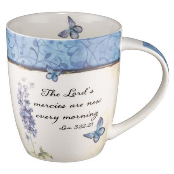 MUG 326 Kopp - The Lord's Mercies Are New Every Morning