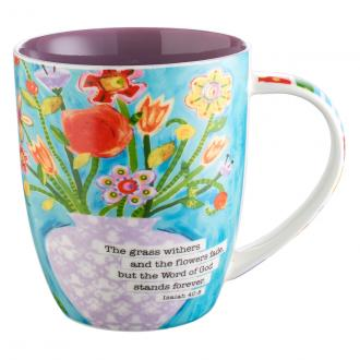 MUG 381 Kopp - The Word of God Stands Forever