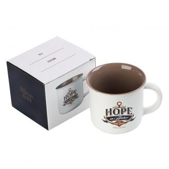 MUG 539 Kopp - Hope As An Anchor For The Soul (Hebr. 6:19)