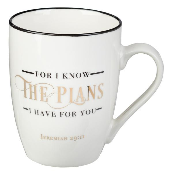 MUG 562 Kopp - For I Know The Plans I Have For You