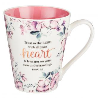 MUG 583 Kopp - Trust In The Lord With All Your Heart