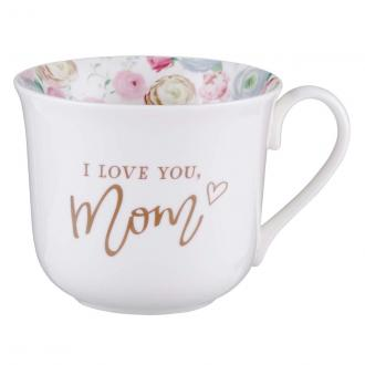 MUG 635 Kopp - I Love You Mom