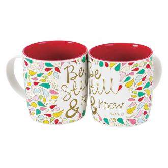 MUG-438 Kopp - Bes Still & Know (Psalm 46:10)