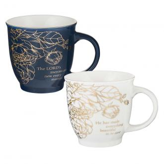 MUGS 21 Koppesett 2pk - A Beautiful Morning (414 ml)