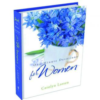 OM 039 Andaktsbok - One Minute Devotions for Woman