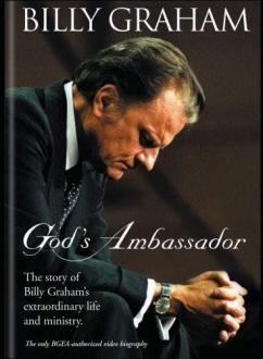 SHDVD 4718 Billy Graham - God's Ambassador DVD