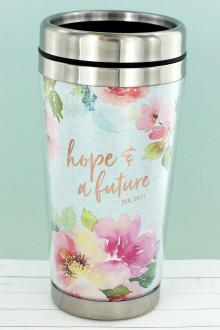 SMUG 179 Reisekopp - Hope & A Future, Jer 29:11 (470ml)